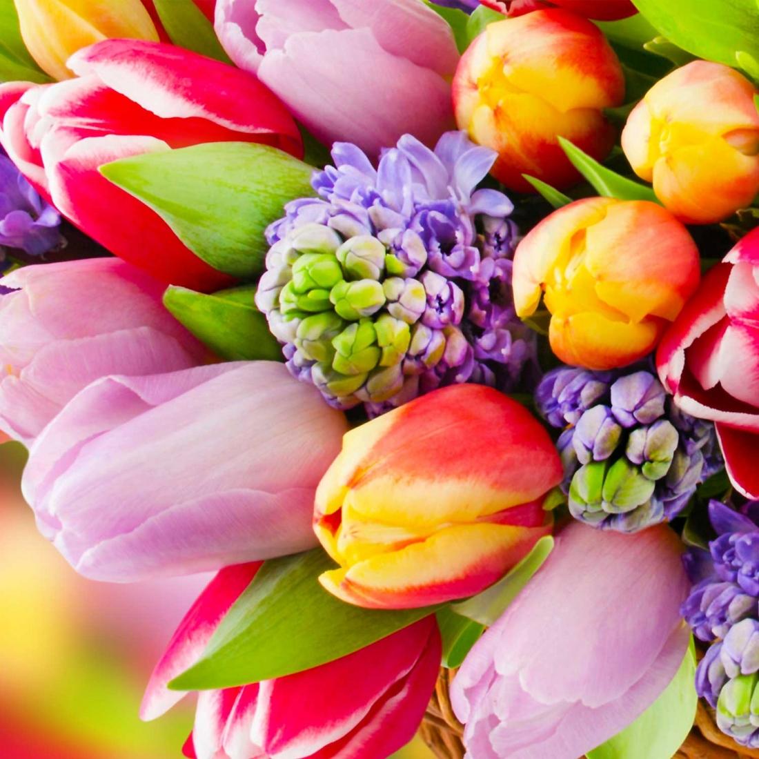 Idee Per Vasi Da Fiori fiori di pasqua, 5 idee creative per decorare le tavole