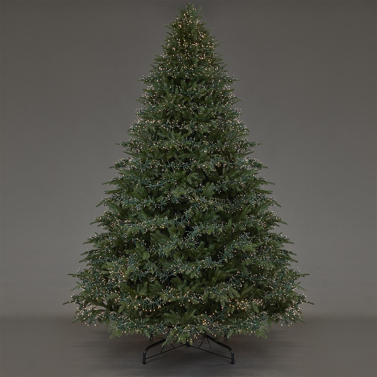 Albero Di Natale.Albero Di Natale Spark Con Luci Led Integrate Consegna In 24h