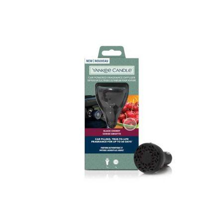 KIT PROFUMATORE AUTO CAR POWERED BLACK CHERRY