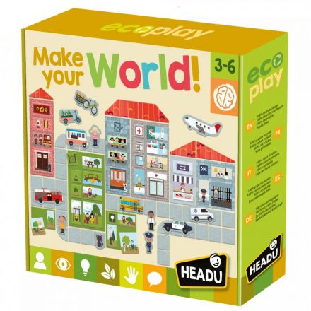MAKE YOUR WORLD!